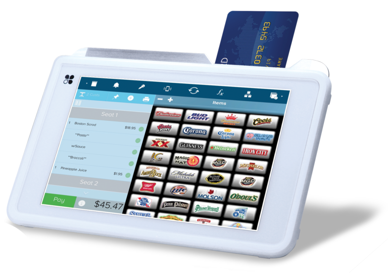 Future POS mobile payment options