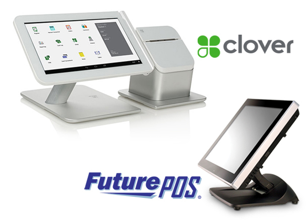 Clover and Future POS machines
